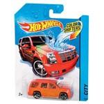 Hot Wheels Color Change Carros - 07 Cadillac Escalade - Mattel