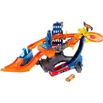 Hot Wheels Color Change Cidade em Chamas BGK05 - Mattel