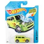 Hot Wheels Color Change Scion Xb Bhr51