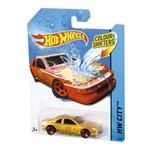 Hot Wheels Color Change T-Bind Stocker - Mattel