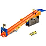 Hot Wheels Conjunto Garagem ou Lava Rápido - Corrida com Ação - Mattel