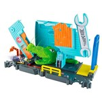 Hot Wheels Conjunto Nemesis Ataque Jacaré - Mattel