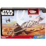 Hot Wheels - Conjunto Star Wars Escape - Mattel