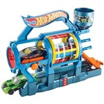 Hot Wheels - Conjuntos Divertidos Jet Wash Dwk99/Dwl00 - Mattel