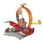 Hot Wheels Conjuntos Pista Super Veloz Pizza- Mattel