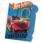 Hot Wheels Convite Pequeno C/8 - Regina