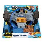 Hot Wheels - DC Comics - Pista do Batman - Bat-caverna