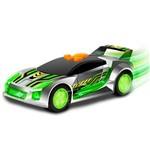 Hot Wheels Edge Glow Cruisers Quick'n Sick - Dtc