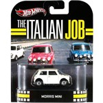 Hot Wheels Entretenimento Retrô Morris Mini The Italian Job
