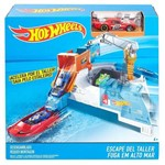 Hot Wheels Fuga em Alto Mar - X9295 - Mattel