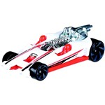 Hot Wheels Honda 70 Anos Racer - Mattel