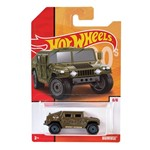 Hot Wheels Humvee - Mattel