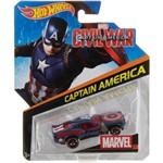 Hot Wheels Marvel Capitão Americamattel