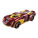 Hot Wheels Marvel Carro Homem de Ferro - Mattel