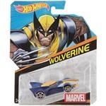 Hot Wheels Marvel Carros 1:64 Wolverine - Mattel