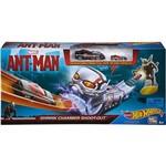 Hot Wheels Marvel Pistas Combate Ant-Man - Mattel