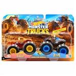 Hot Wheels Monster Trucks Steer Clear Spur Moment - Mattel
