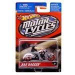 Hot Wheels Moto Bad Bagger - Mattel