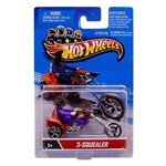 Hot Wheels Moto Squealer - Mattel