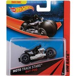 Hot Wheels Moto Track Stars Bat-Pod - Mattel