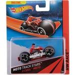 Hot Wheels Moto Track Stars 2 Cool Moto - Mattel