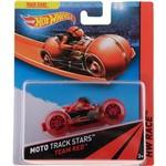 Hot Wheels Moto Track Stars Team Red - Mattel