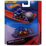 Hot Wheels Moto Track Stars Wastelander - Mattel