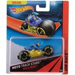 Hot Wheels Moto Track Stars Wild Ride - Mattel