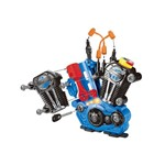 Hot Wheels Motor Radical Monte e Desmonte - Fun Divirta-se
