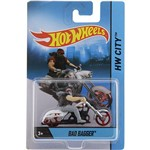 Hot Wheels Motos Sortidas Bad Bagger - Mattel
