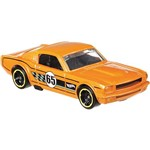 Hot Wheels Mustang Racing 65 Mustang Fastback - Mattel