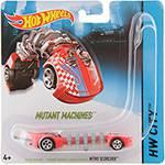 Hot Wheels Mutant Machines Nitro Scorcher - Mattel
