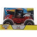 Hot Wheels Offroad Monster Jam Carros 1:24 Bone Shaker - Mattel