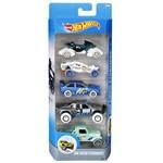 Hot Wheels Pacote 5 Carros - Hw Snow Stormers - Mattel