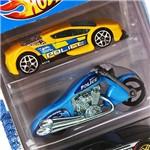 Hot Wheels Pacote 5 Carros - Police Pursutt - Mattel