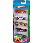 Hot Wheels Pacote com 5 Carros Street Beasts 1806/X9853 - Mattel