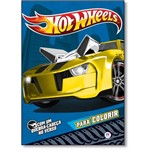 Hot Wheels para Colorir