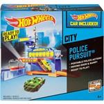 Hot Wheels - Perseguição Policial BGH94/BGT82 - Mattel