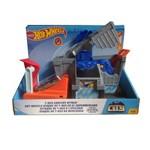 Hot Wheels Pista Ataque do T- Rex na Mercearia Mattel Gbf92