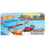 Hot Wheels Pista Corrida de Rally - Desafio Queda Dupla - Mattel
