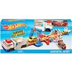 Hot Wheels Pista Manobra - Daredevil Derby - Mattel