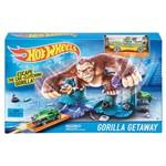 Hot Wheels Pista Radical Escape do Gorila - Mattel