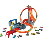 Hot Wheels Pista Revolução de Loopings - Mattel