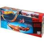 Hot Wheels Pistas de Corrida Double Drop - Mattel