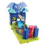Hot Wheels Playset City Bat Manor Attack - Mattel