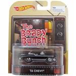 Hot Wheels Retro 2015 - a Família Sol-lá-si-dó '56 Chevy - Mattel The Brady Bunch