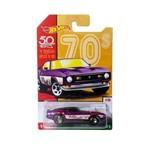 Hot Wheels Retrô Aniversário 50 Anos '71 Mustang Mach - Mattel