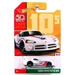 Hot Wheels Retrô Aniversário 50 Anos Dodge Viper SRT10 ACR - Mattel
