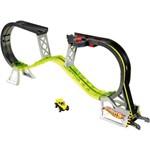 Hot Wheels Rev Ups - Pista Salto Acrobático - Mattel
