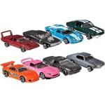 Hot Wheels - Set Completo 8 Miniaturas - Velozes e Furiosos - Fast & Furious - CKJ49